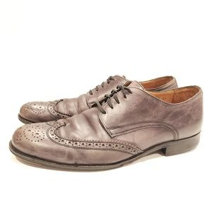 Johnston and Murphy made in Italy size 9.5